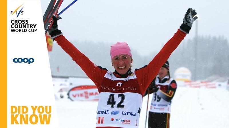 Did You Know Otepää Ladies' Men's Sprint Distance FIS Cross Country