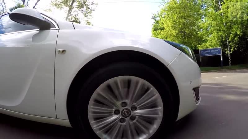 Мнение Владельца_ обзор чипованной Opel Insignia Sedan CDTI CHIP 203 HP