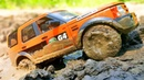 RC Car MUD and Water OFF Road — Land Rover Discovery LR3 MST CFX – The Blondies Driver