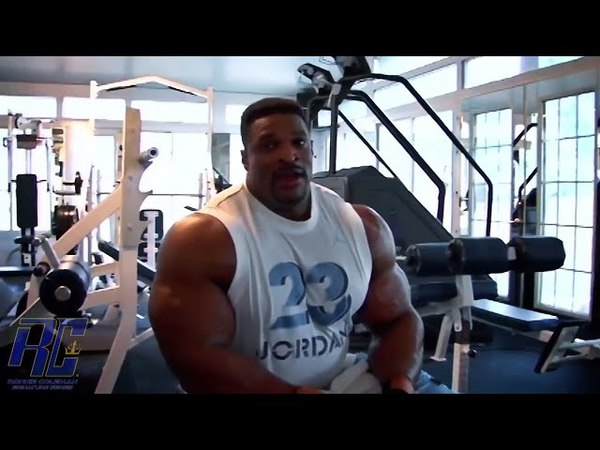 Ronnie Coleman 2007 Mr. Olympia Comeback | Part 3 Triceps