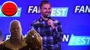Stephen Amell wishes he played Thanos