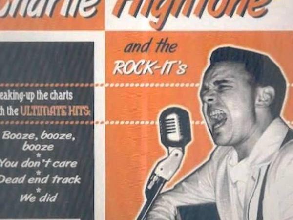 Charlie hightone, dead end track...rockabilly bopper