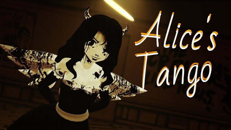 [FULL ANIMATION] {BATIM}【MMD】♫ Alice's Tango (You Will Be Mine) ♫