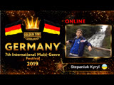 GTG-4114-0103 - Степанюк КирилStepaniuk Kyryl - Golden Time Online Germany 2019