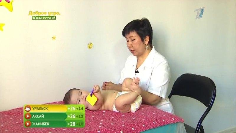 Массаж пальцев и рук для ребенка - AsylBota центр детского массажа Астана