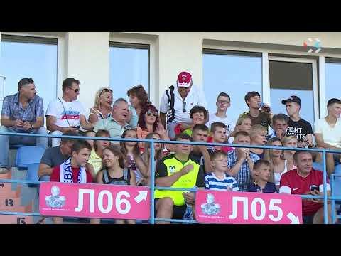 Севастополь стартовал с победы в премьер лиге КФС
