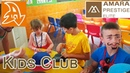 Amara Prestige 5* Детский клуб в отеле. Mini club