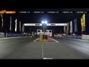 Финальный заезд на 2-м этапе Чемпионата России по дрэг-рейсингу SMP RDRC. Борьба за 3-е место