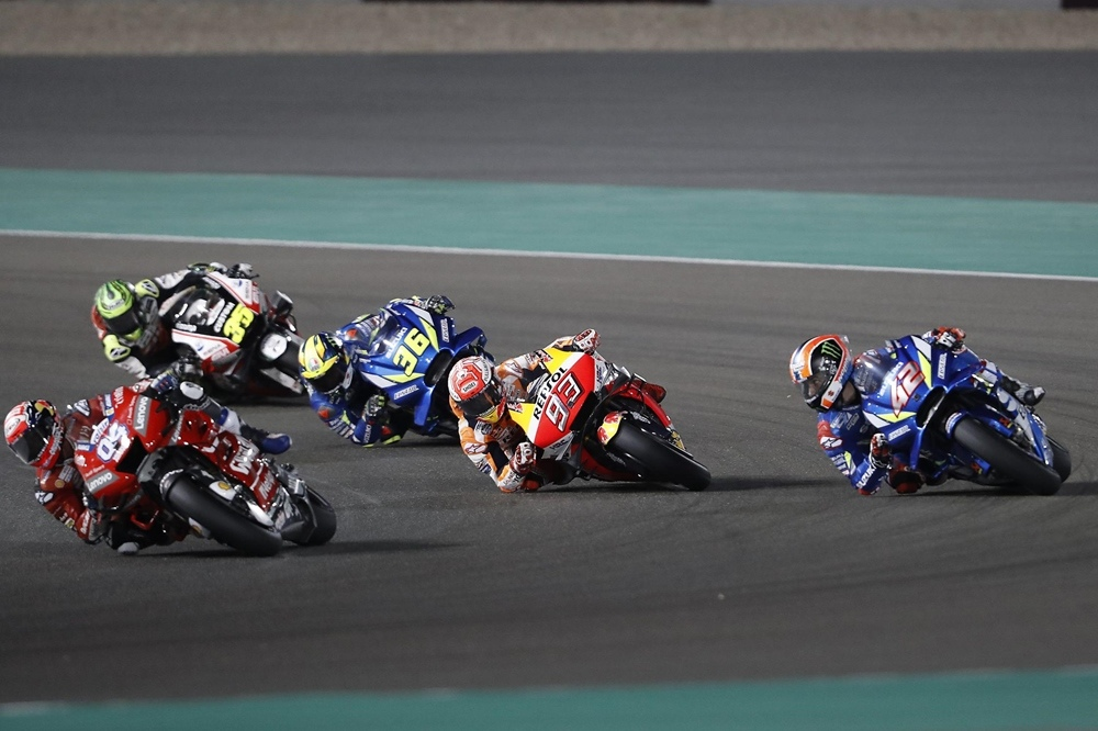 Фотографии Гран При Катара 2019