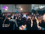 SHOW 27.06.2018 BTOB - Insung Girls High School @ Mnet 'School of Rock'