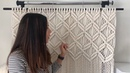 Macrame - Tips on the Diagonal Clove Hitch Knot