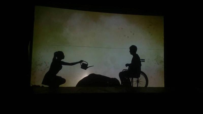 Театр теней Экспромт, Чебоксарский политехнический институт УМ, сила любви