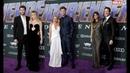 """Las parejas de Hollywood que asistieron al estreno de """"Avengers Endgame"""" ¡HOLA! TV"""