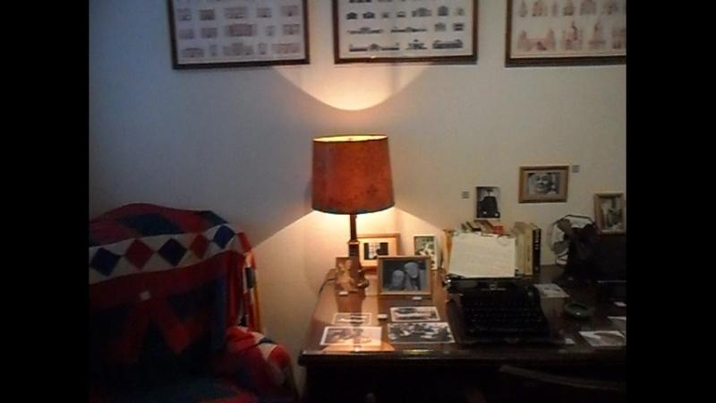Американский кабинет Иосифа Бродского в Фонтанном доме