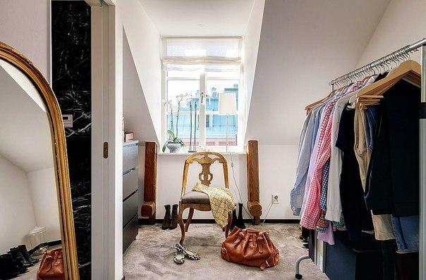 Мансардная квартира площадью 109 кв.