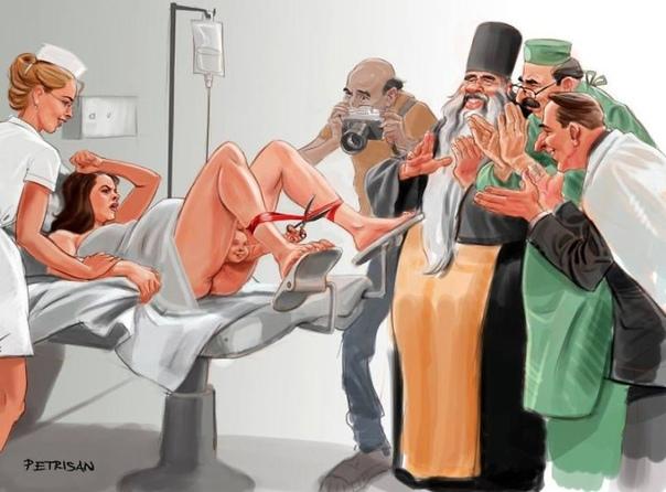 Куда катится наш мир! 10 шокирующих иллюстраций о современном обществе Теряя, мы открываем дверь для чего-то нового. К счастью или сожалению, этот процесс происходит и в обратном направлении.К