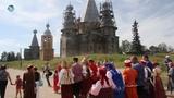 Нёнокса - жемчужина Русского Севера! The Russian Churches Built without Nails. Part 1