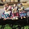 Баба Яга из Лесного Уголка on Instagram Красавицы мои 😘 Одна из них нашла свой дом живёт в столице 😎💐 А две в ожидании 😊😊😊 леснойугол