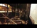Сгоревший автобус Волжанин 6270 в 11 Автобусном парке.