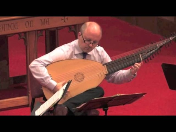 Silvius Leopold Weiss: Fantasia/Phantasia and Ciaccona in F