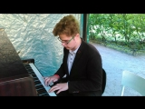 Faust Graves plays Demuse on a vintage piano