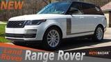 Новый 2018 Land Rover Range Rover Видео. Тест драйв Рендж Ровер Вог 2018 на Русском. Авто из США.