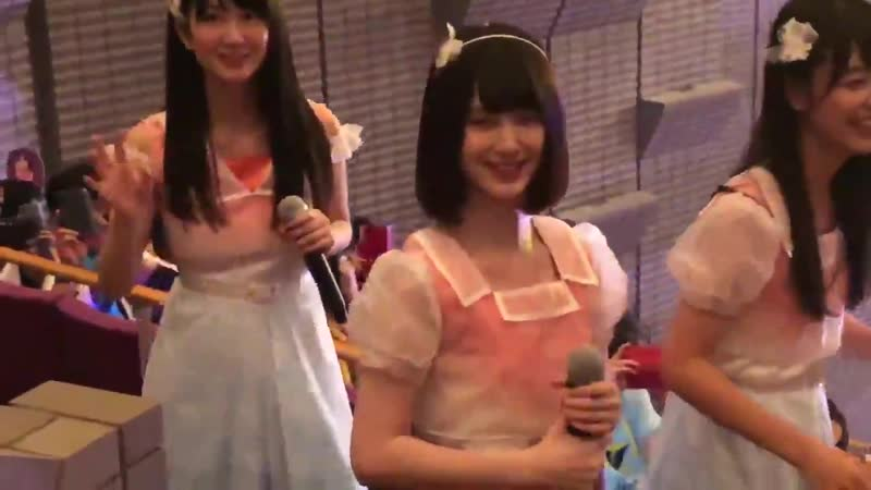 2018/08/13 @ Rank-gai Concert fancam 5