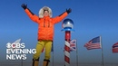 Oregon man completes epic race across Antarctica