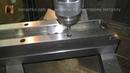 Изготовление штампа для П образной гибки полки стеллажа