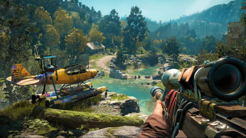 PS4\XBO - Far Cry: New Dawn Screenshot Portfolio