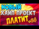 ВЫВЕЛ 6$ C ХАЙПА ICO-DB