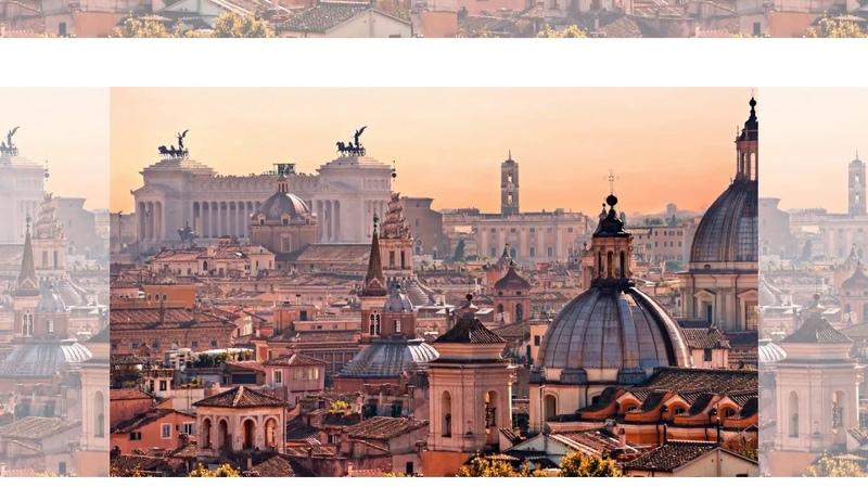 Таня Корн собираюсь в Италию