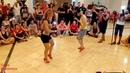Классный танец Обручальное колечко Танцуют Хорхе Атака и Таня Алемана