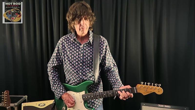 Hot Rod Guitar Pickups - Jamie West-Oram 'Fixxer' Pickup Set