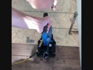 Как вам такая приспособа для укладки ламината? - vk.com/my.dacha