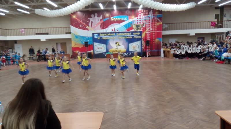 Всероссийский традиционный турнир по современным танцевальным стилям Первоцвет 🏆