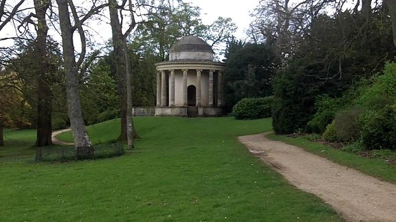 Stowe Gardens, Buckinghamshire - video one
