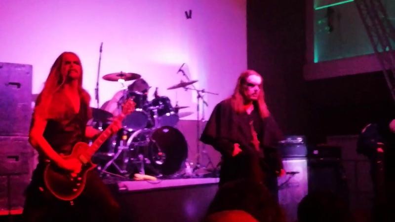 Carpathian Forest - Knokkelmann (live at Slaughter club, 22-07-2018)