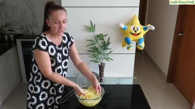 КАРТОШКА ФРИ Секреты приготовления Хрустящий картофель фри FrenchFries Khoai Tây