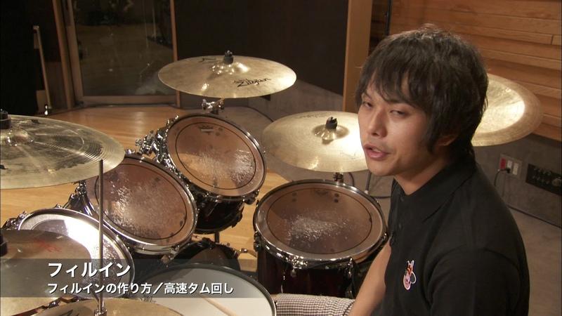 ピエール中野 『Chaotic Vibes Drumming [入門編]』 - <第5章 演奏の幅を広げる奏法あれこれ>