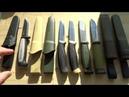 Лесные ножи Mora Robust, Companion, 2000, Kansbol