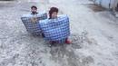 Russian parody Kanye West Lil Pump I love it(fail)