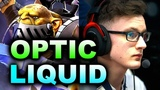 LIQUID vs OPTIC - GREAT GAME #TI8 MAIN! - THE INTERNATIONAL 2018 DOTA 2