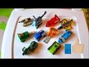 УЧИМ цифры ТРАНСФОРМЕРЫ Обучающее видео для мальчиков Распаковка игрушки