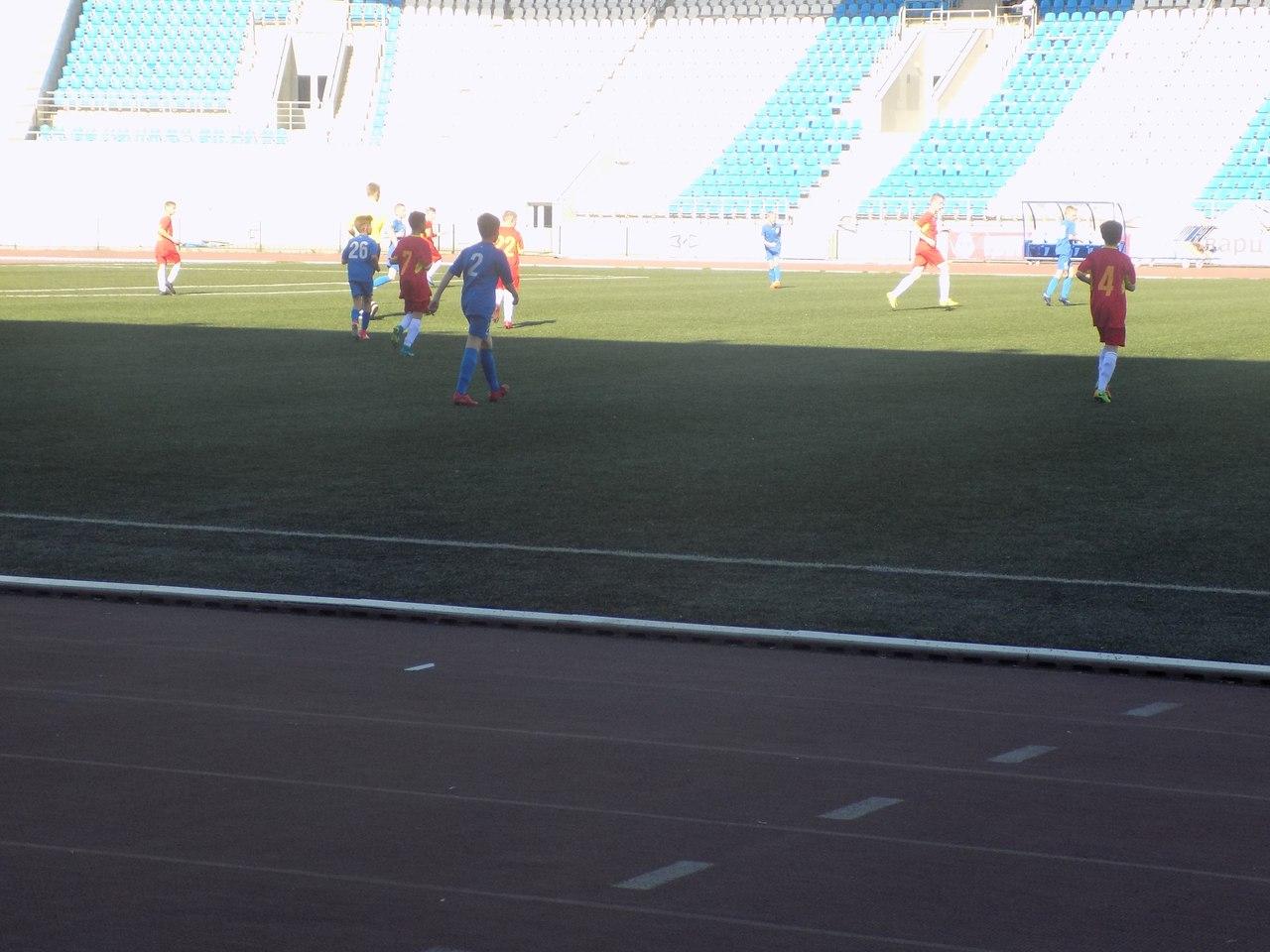 Команды СШ «Витязь» 2005 и 2006 г.р. в 3 туре Первенства России одержали две победы