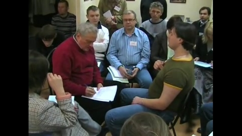 DVD2 DPEAT1 Живорад Славинский Семинар в Москве