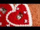 объемное сердце SskaZzka Dekor