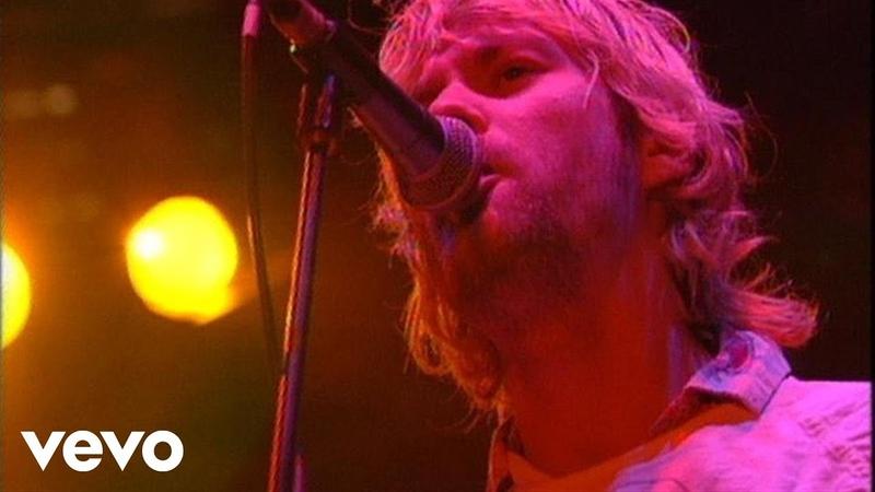 Nirvana - Drain You (Live at Reading 1992)