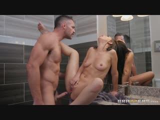 Brazzers.com] alina lopez (my not so prude best friend part 2 / 01.01.2019) [athletic, bald pussy, black hair, latina, medium sk