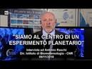 L'Italia è il centro di un Esperimento climatico planetario condividi e fai girare